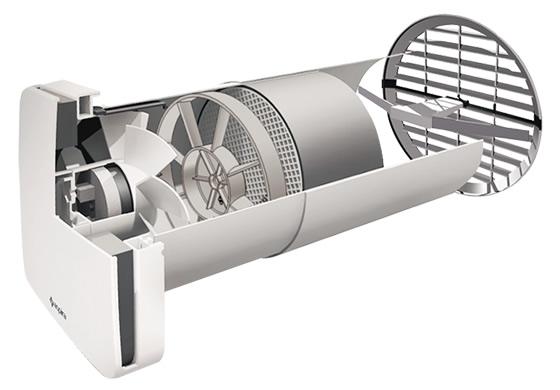 Рекуператор воздуха Aspirvelo Eco Comfort