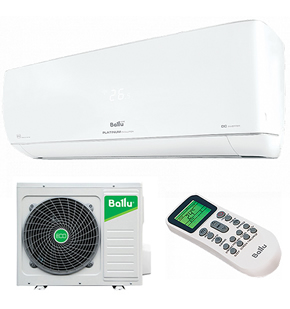 Кондиционер Ballu Platinum Evolution DC inverter
