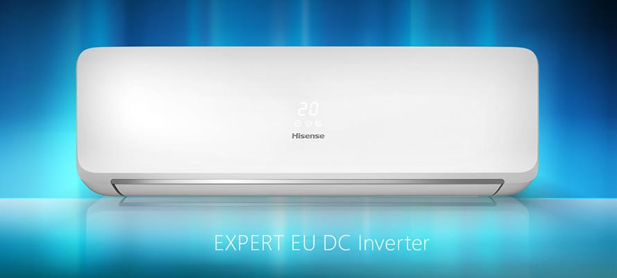 Кондиционер Hisense EXPERT EU DC Inverter