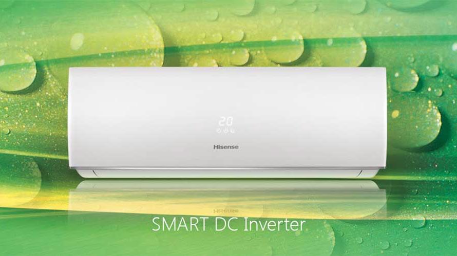 Кондиционер Hisense SMART DC Inverter