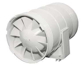 Канальный вентилятор бесшумный круглый Marley P10