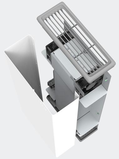 Бактерицидный рециркулятор воздуха Vakio reFLASH